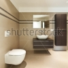stock-photo-modern-architecture-new-empty-apartment-bathroom-124692016